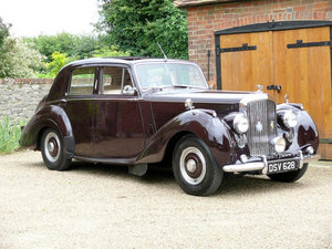 1953 Bentley R Type Automatic