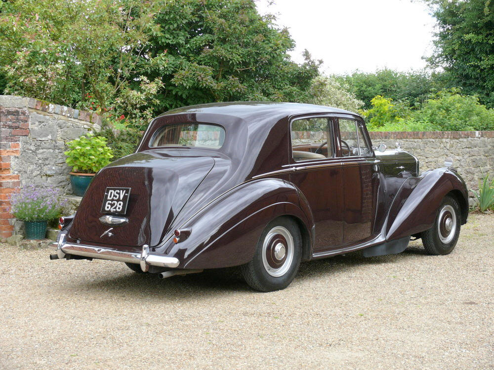 1953 Bentley R Type Automatic  For Sale (picture 2 of 6)