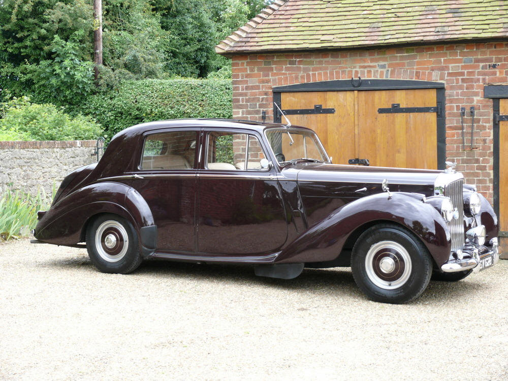1953 Bentley R Type Automatic  For Sale (picture 3 of 6)