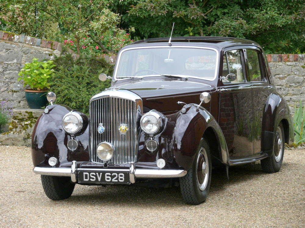 1953 Bentley R Type Automatic For Sale (picture 4 of 6)