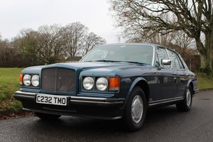 Bentley Turbo R 1985 - To be auctioned 31-01-20 For Sale by Auction