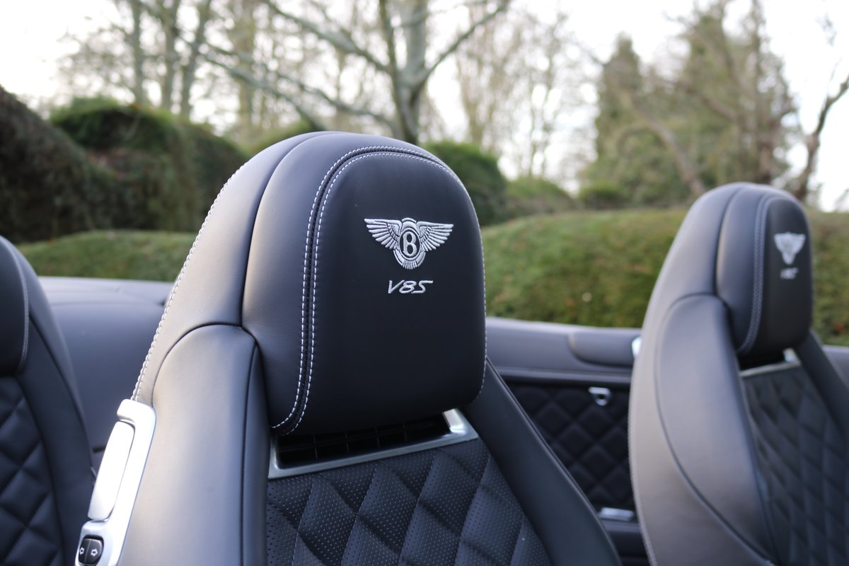 2017 BENTLEY GTC V8S For Sale (picture 5 of 6)