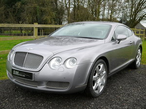 2007 BENTLEY CONTINENTAL GT MULLINER DRIVING SPEC STUNNING