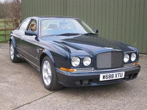 2000 Bentley Continental R Mulliner Wide Body 420BHP SOLD