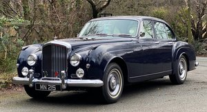 "Bentley S1 Continental H. J. Mulliner ""Flying Spur"" BC28FM"