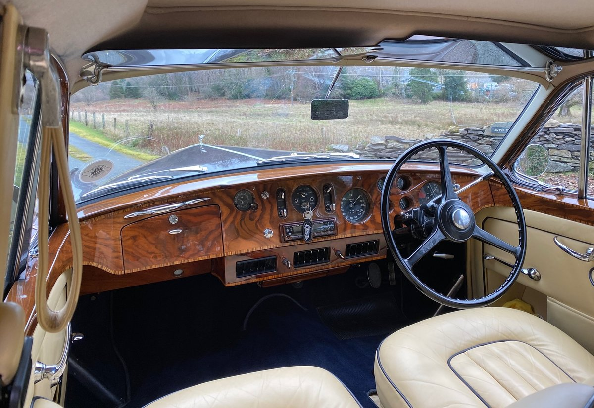 """1959 Bentley S1 Continental H. J. Mulliner """"Flying Spur"""" BC28FM For Sale (picture 1 of 6)"""