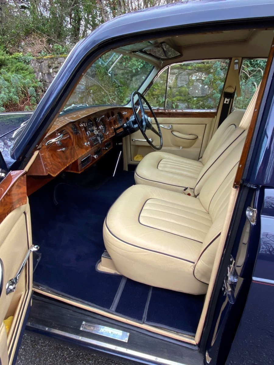 """1959 Bentley S1 Continental H. J. Mulliner """"Flying Spur"""" BC28FM For Sale (picture 2 of 6)"""