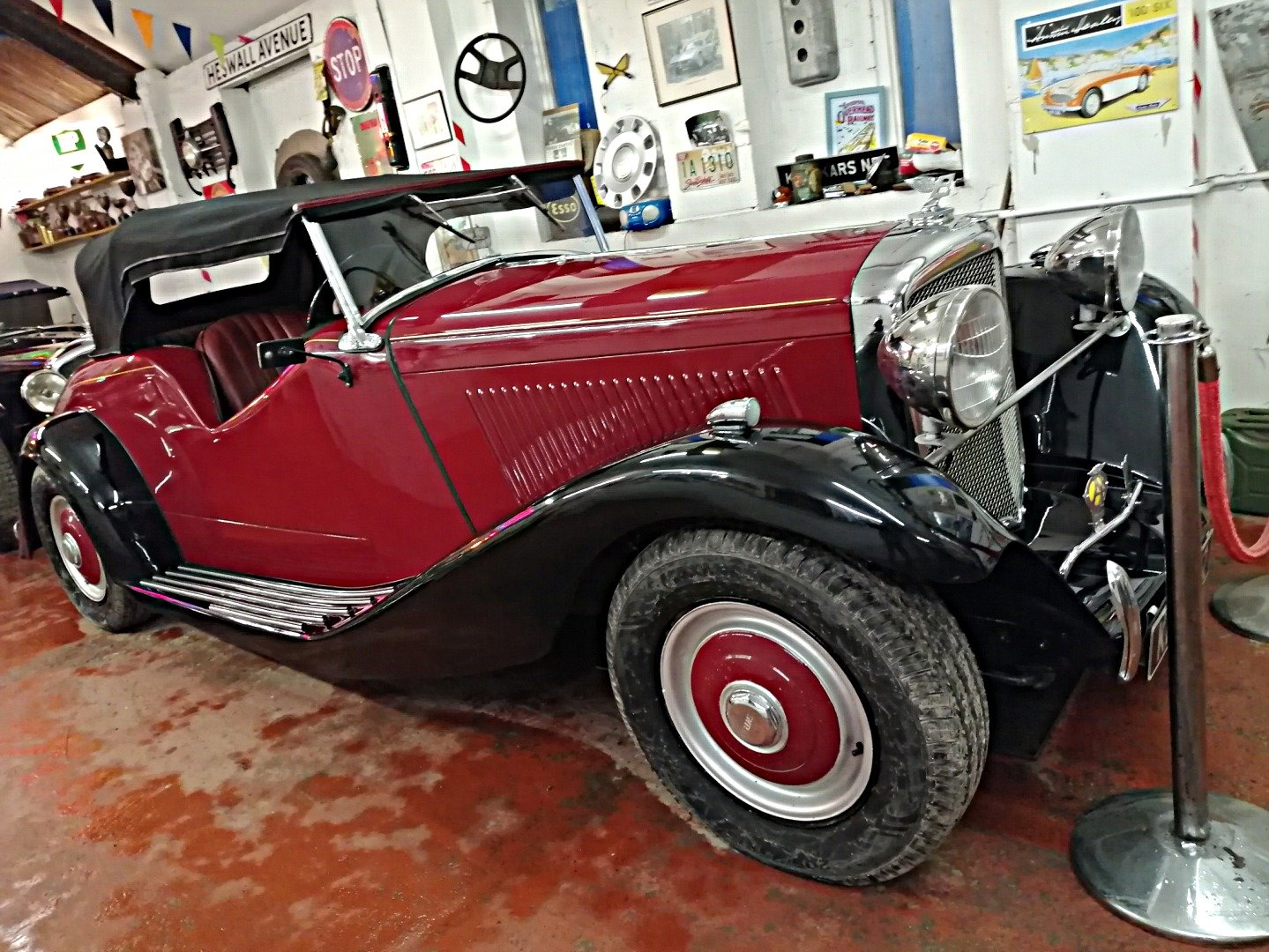 Stunning 1949 Bentley Special 4-seater by Alan Padgett For Sale (picture 1 of 6)