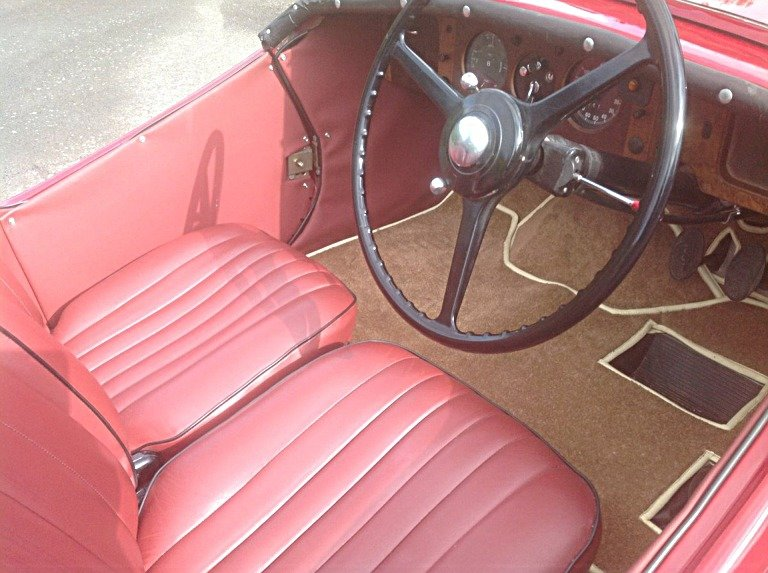 Stunning 1949 Bentley Special 4-seater by Alan Padgett For Sale (picture 6 of 6)