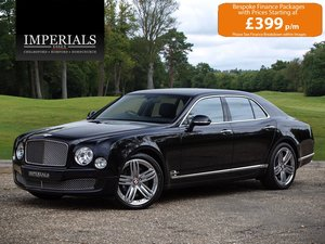 Bentley  MULSANNE  6.7 V8 SALOON AUTO  64,948