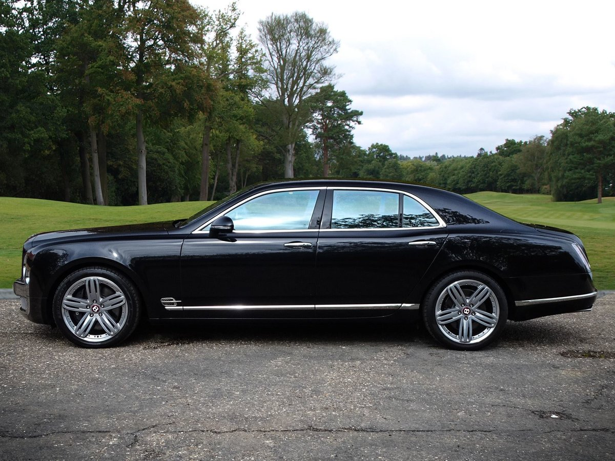 2013 Bentley  MULSANNE  6.7 V8 SALOON AUTO  64,948 For Sale (picture 2 of 24)