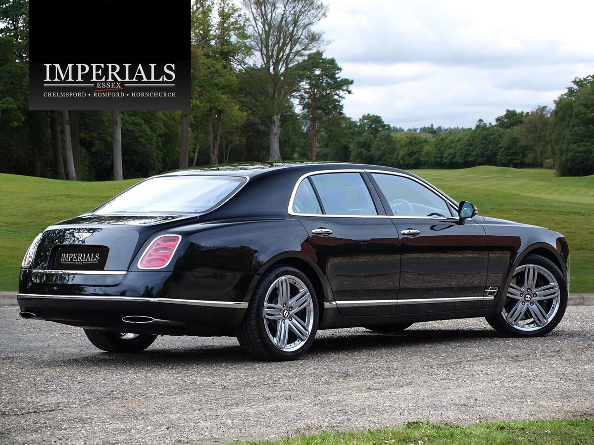 2013 Bentley  MULSANNE  6.7 V8 SALOON AUTO  64,948 For Sale (picture 4 of 24)