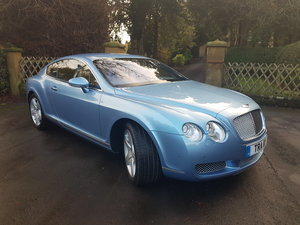 2005 Bentley Continental GT Ultra low miles