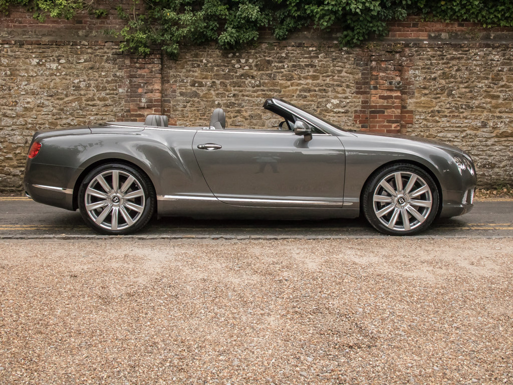 2013 Bentley    Continental GTC W12 Mulliner For Sale (picture 1 of 18)