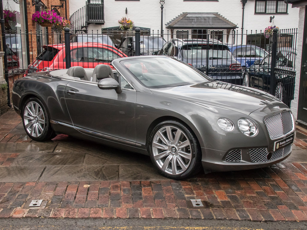 2013 Bentley    Continental GTC W12 Mulliner For Sale (picture 2 of 18)