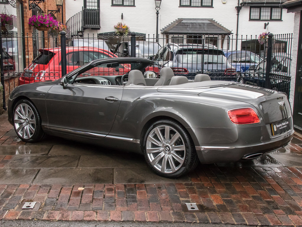2013 Bentley    Continental GTC W12 Mulliner For Sale (picture 5 of 18)
