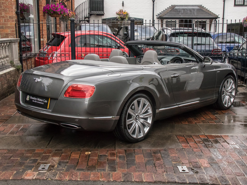 2013 Bentley    Continental GTC W12 Mulliner For Sale (picture 7 of 18)