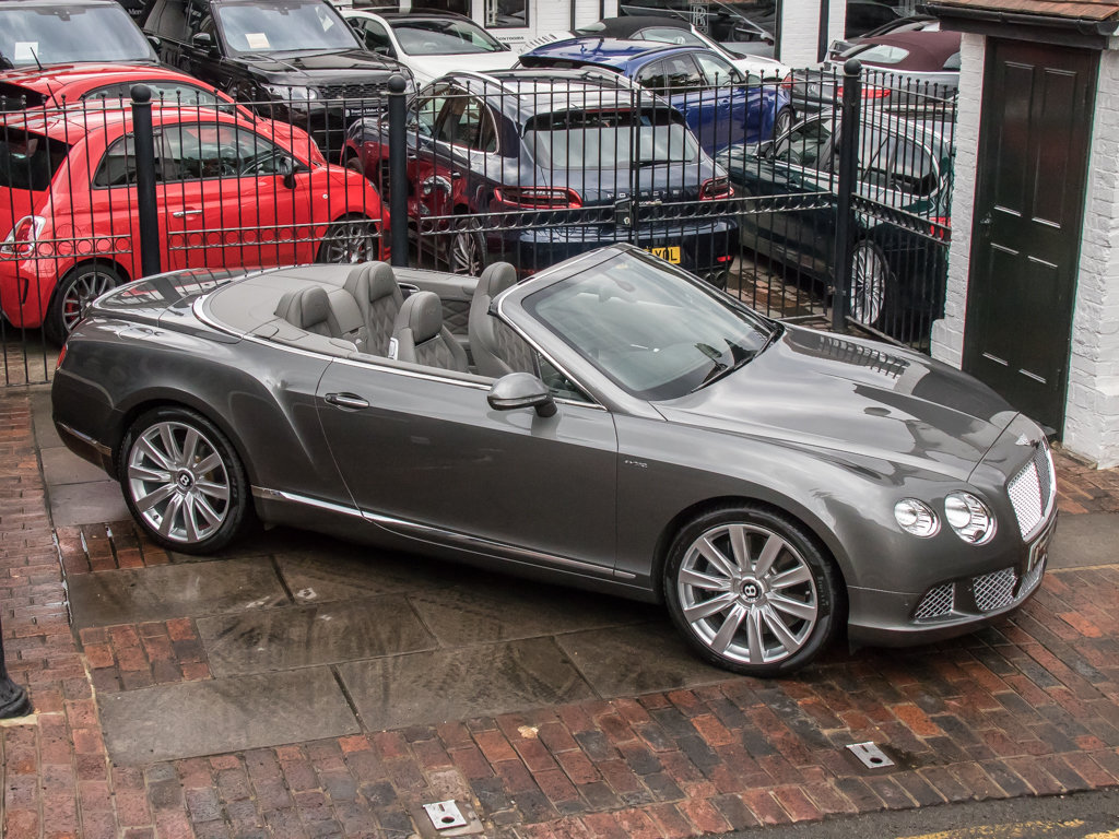 2013 Bentley    Continental GTC W12 Mulliner For Sale (picture 8 of 18)