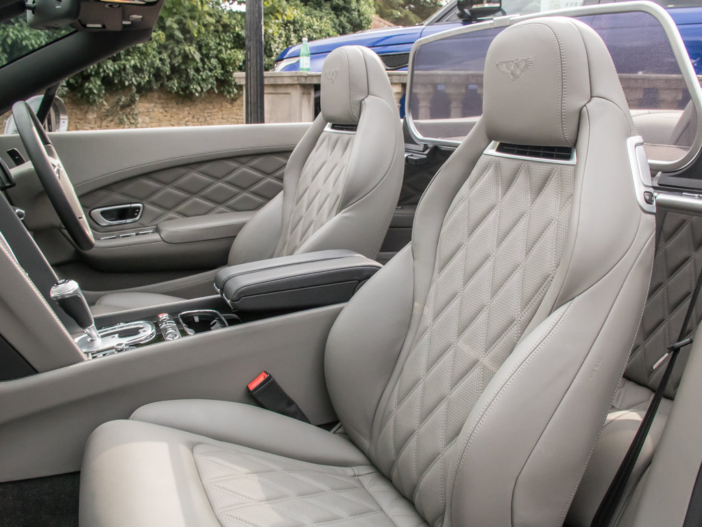 2013 Bentley    Continental GTC W12 Mulliner For Sale (picture 15 of 18)