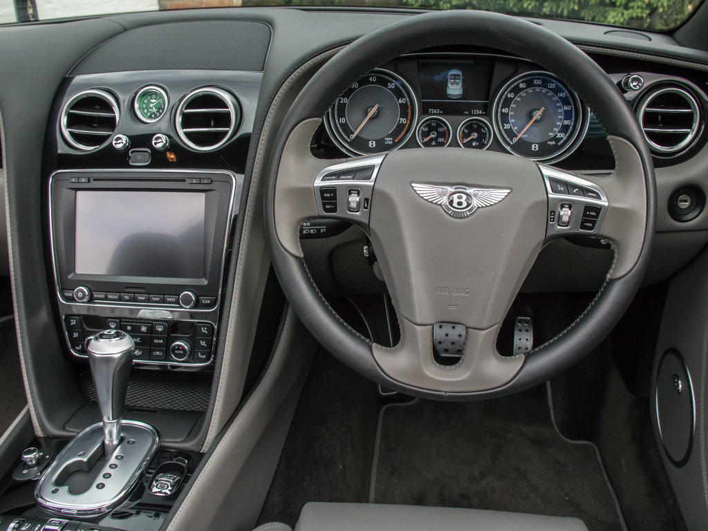 2013 Bentley    Continental GTC W12 Mulliner For Sale (picture 16 of 18)