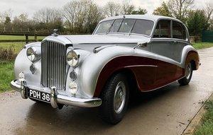 1951 Bentley MKVI   Mulliner Lightweight-offers invited For Sale