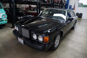 1996 Bentley Brooklands in all Black color combination SOLD