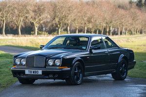 1999 Bentley Continental T 420BHP SOLD