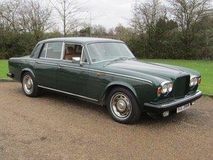 1981  Bentley T2 at ACA 25th January 2020