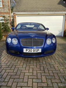 2006 Continental GT Mulliner For Sale