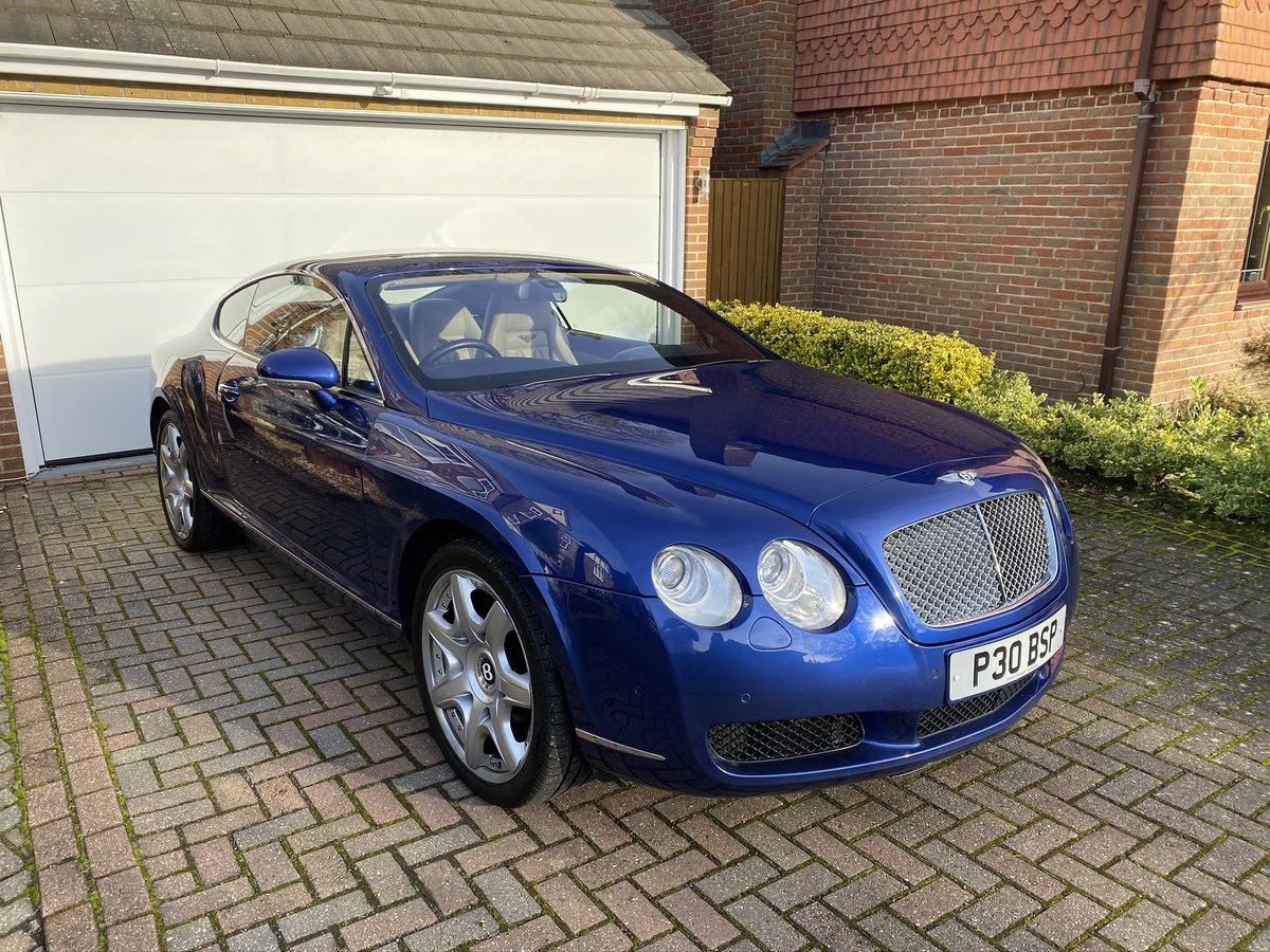 2006 Continental GT Mulliner SOLD (picture 2 of 5)