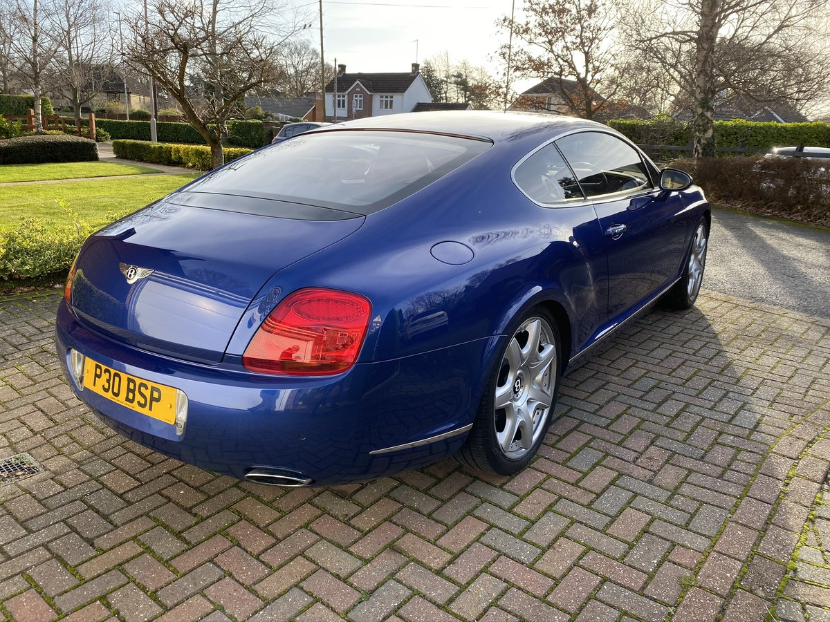 2006 Continental GT Mulliner SOLD (picture 4 of 5)