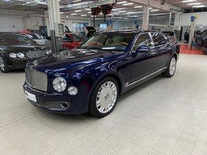 2013 Bentley Mulsanne LHD MY