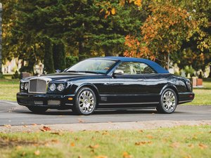2008 Bentley Azure  For Sale by Auction