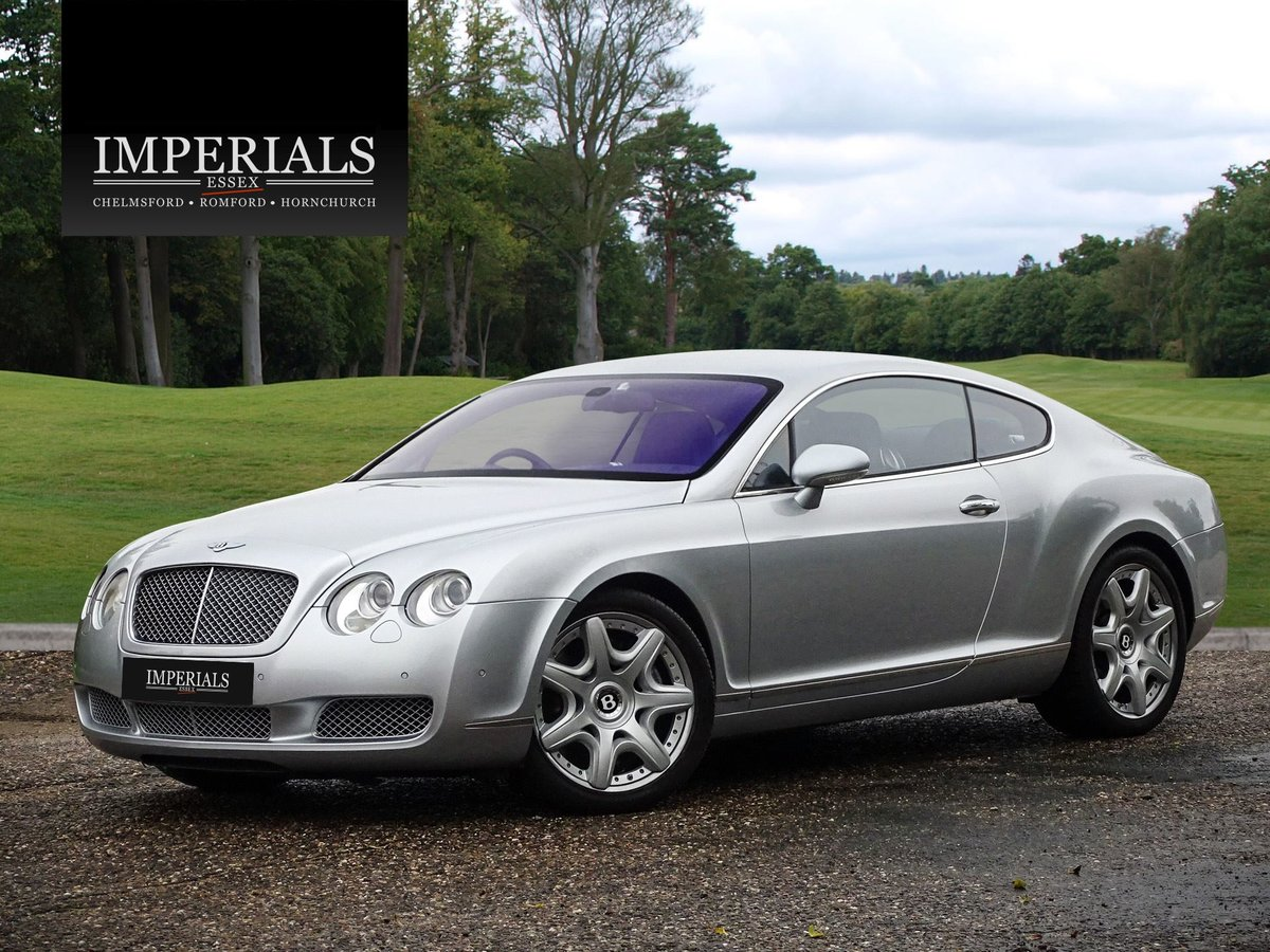 2006 Bentley  CONTINENTAL GT  MULLINER COUPE AUTO  21,948 For Sale (picture 1 of 17)