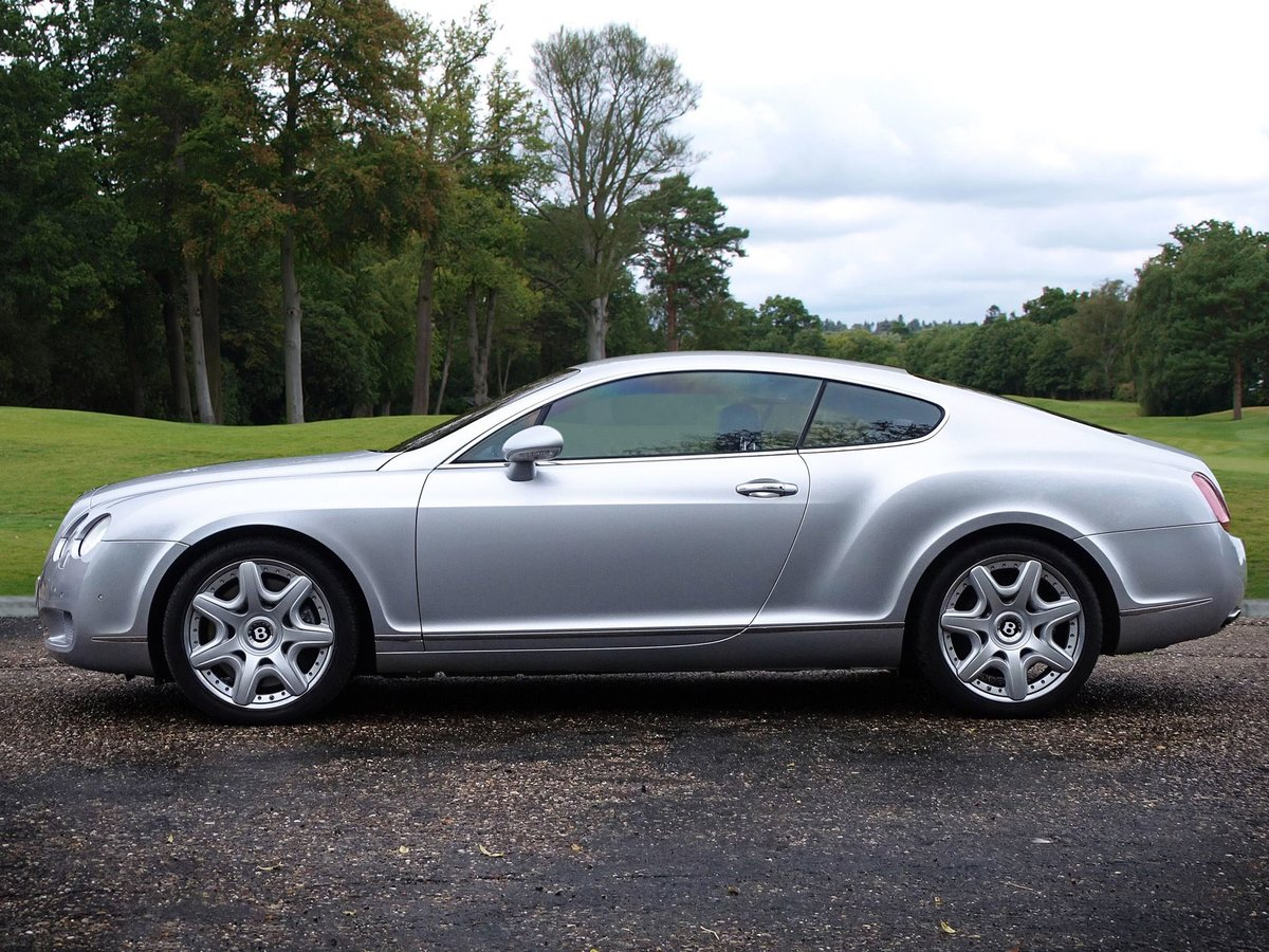 2006 Bentley  CONTINENTAL GT  MULLINER COUPE AUTO  21,948 For Sale (picture 2 of 17)