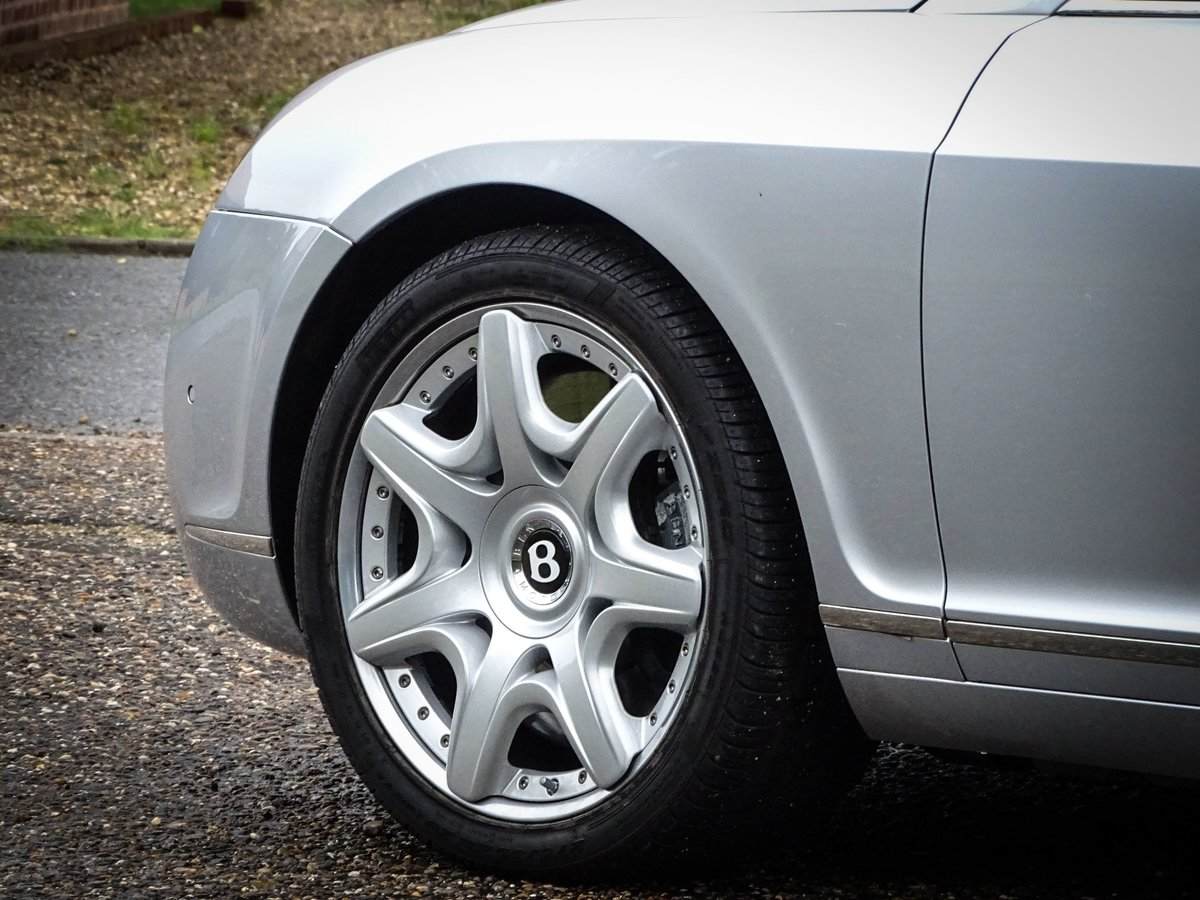 2006 Bentley  CONTINENTAL GT  MULLINER COUPE AUTO  21,948 For Sale (picture 4 of 17)