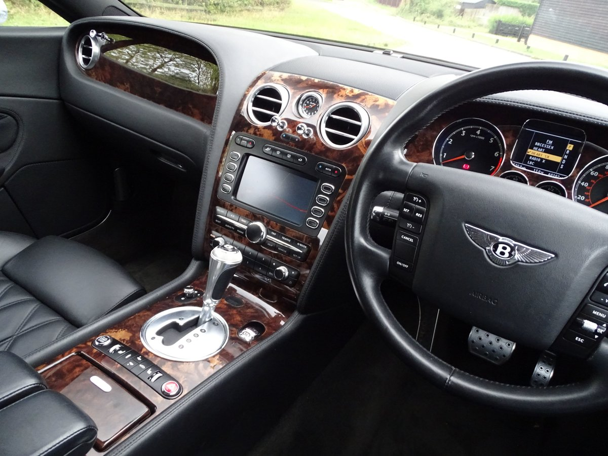 2006 Bentley  CONTINENTAL GT  MULLINER COUPE AUTO  21,948 For Sale (picture 5 of 17)