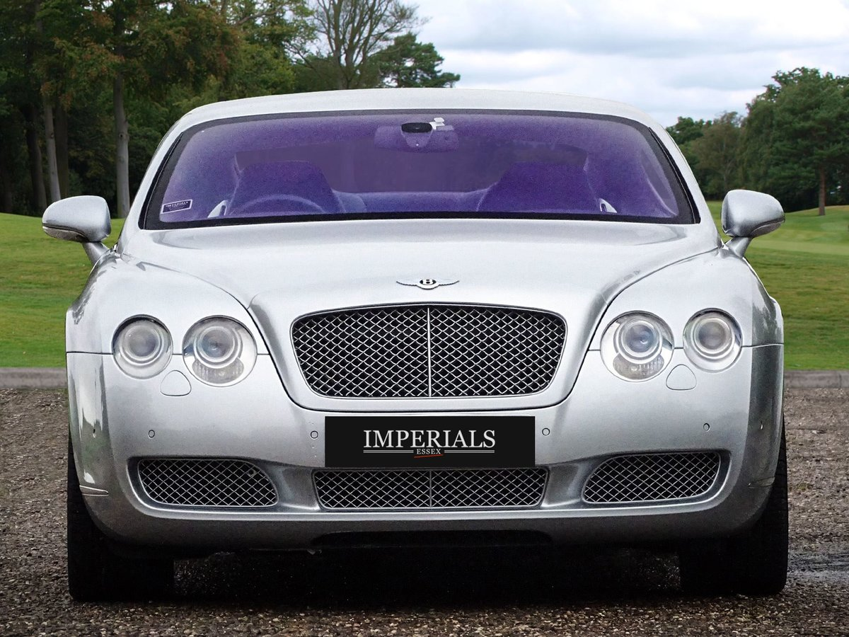 2006 Bentley  CONTINENTAL GT  MULLINER COUPE AUTO  21,948 For Sale (picture 7 of 17)