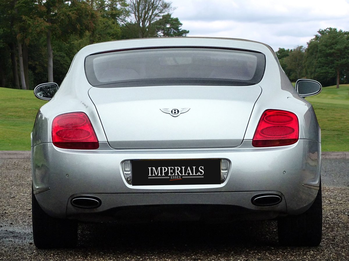 2006 Bentley  CONTINENTAL GT  MULLINER COUPE AUTO  21,948 For Sale (picture 8 of 17)