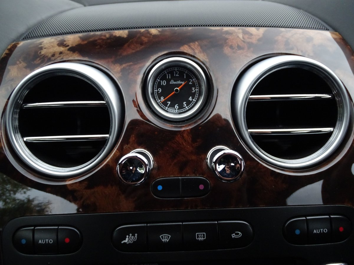 2006 Bentley  CONTINENTAL GT  MULLINER COUPE AUTO  21,948 For Sale (picture 9 of 17)