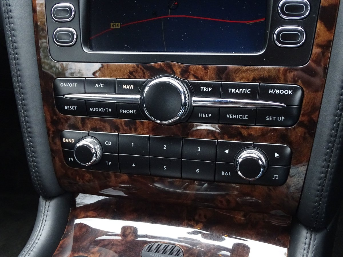 2006 Bentley  CONTINENTAL GT  MULLINER COUPE AUTO  21,948 For Sale (picture 11 of 17)