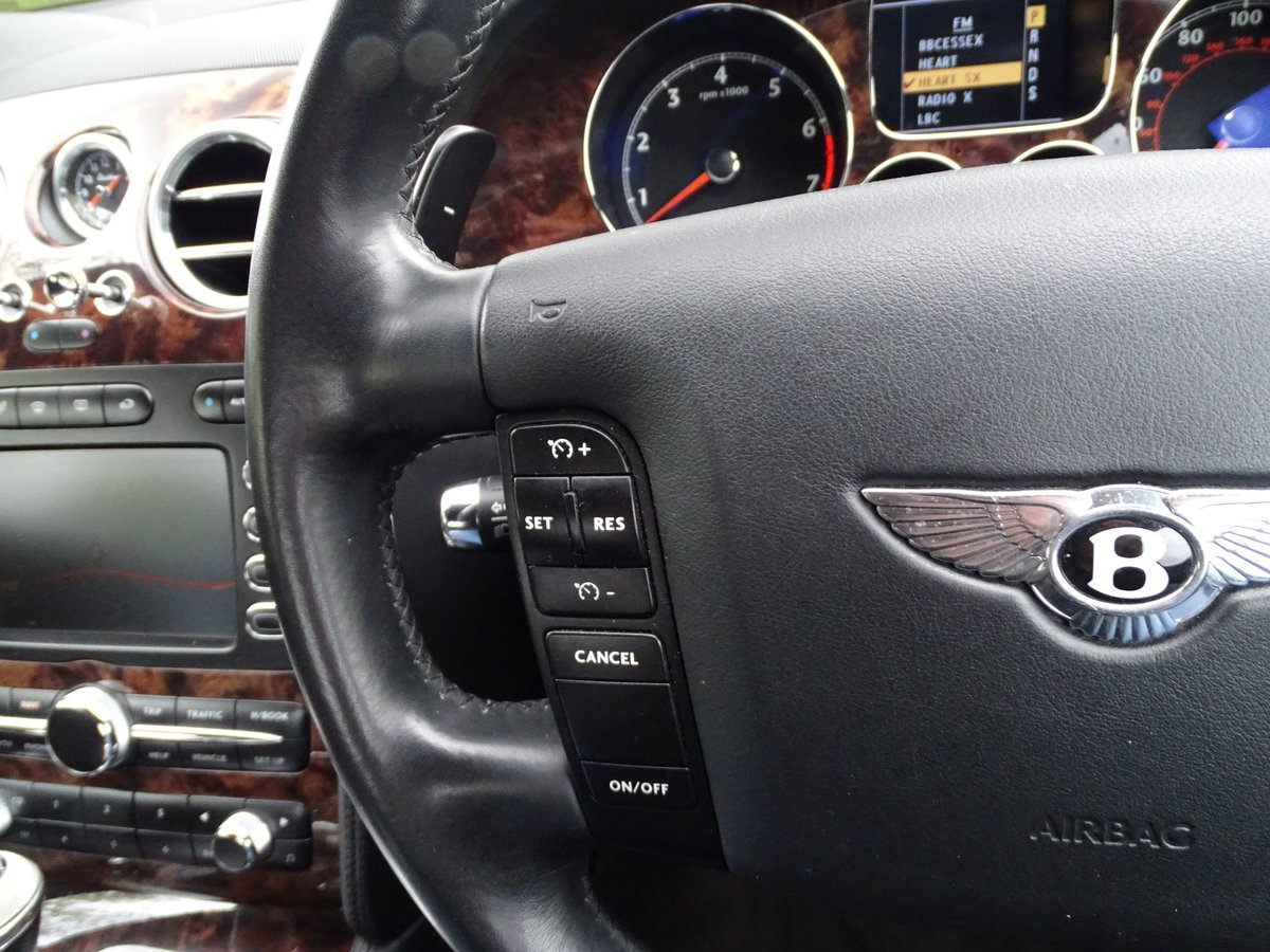 2006 Bentley  CONTINENTAL GT  MULLINER COUPE AUTO  21,948 For Sale (picture 14 of 17)