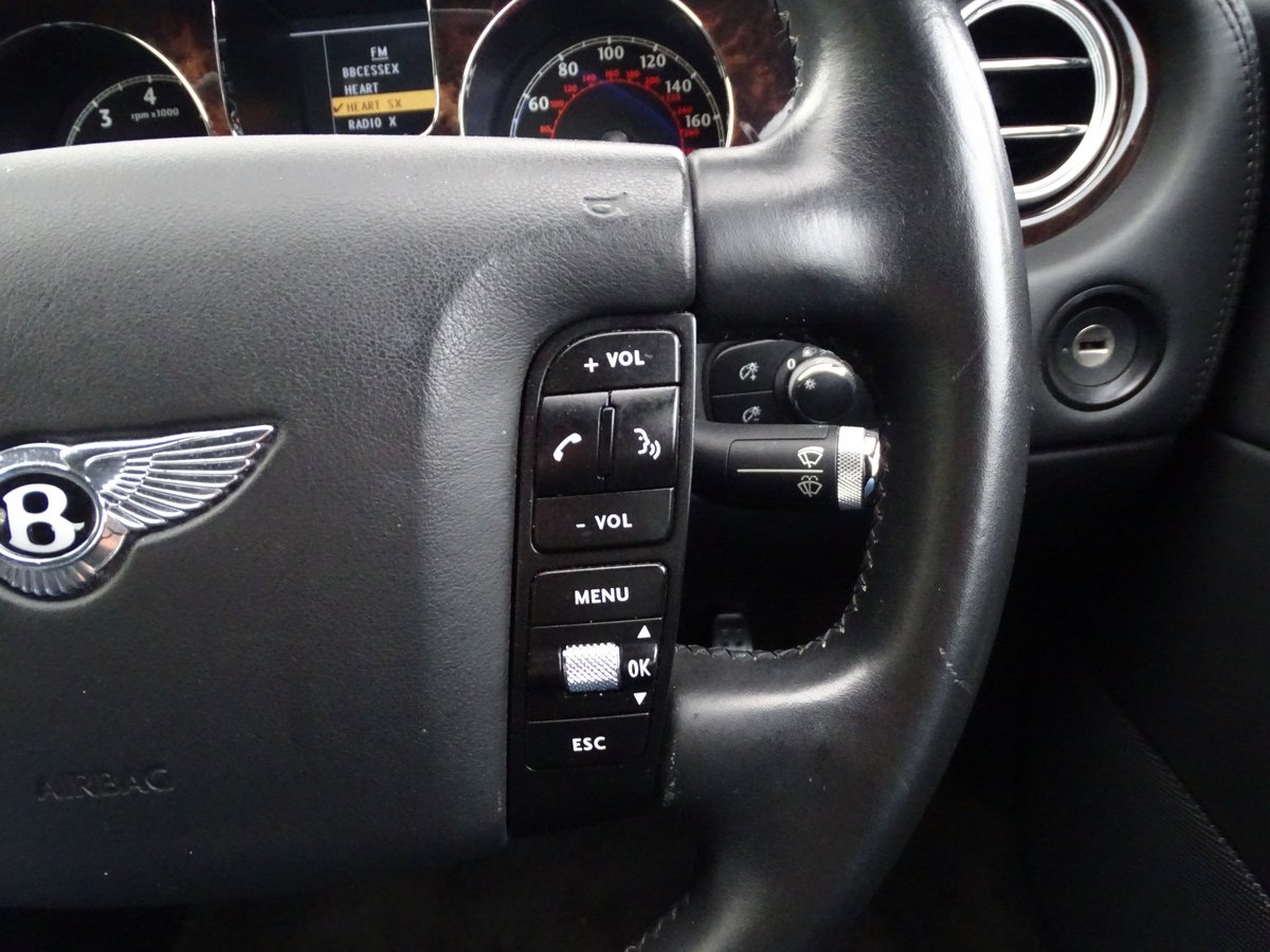 2006 Bentley  CONTINENTAL GT  MULLINER COUPE AUTO  21,948 For Sale (picture 15 of 17)