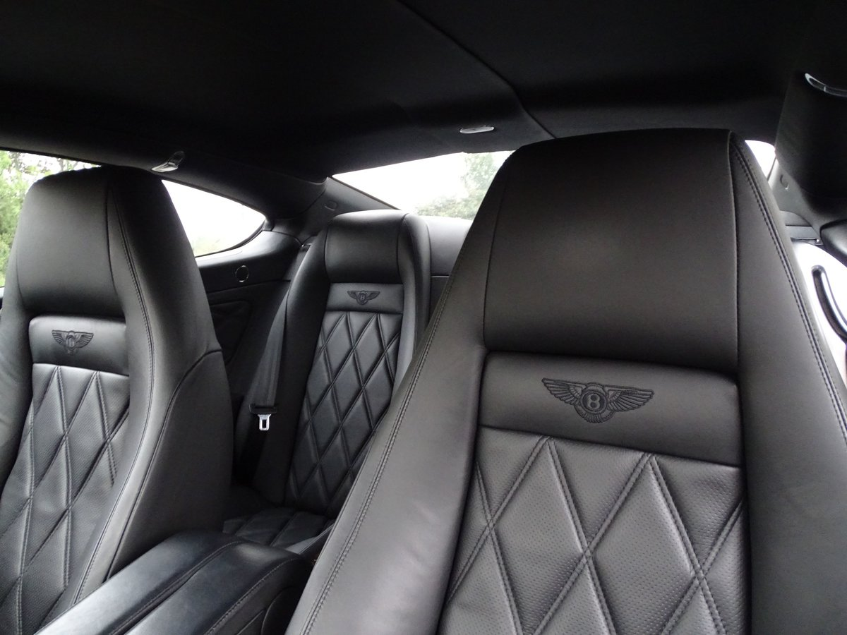 2006 Bentley  CONTINENTAL GT  MULLINER COUPE AUTO  21,948 For Sale (picture 16 of 17)