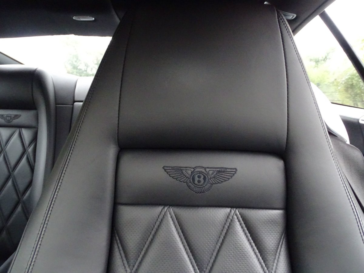 2006 Bentley  CONTINENTAL GT  MULLINER COUPE AUTO  21,948 For Sale (picture 17 of 17)