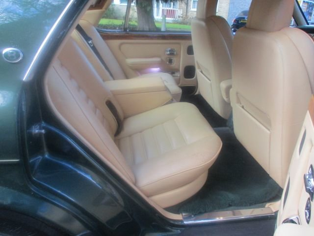 1993 Bentley Turbo R Floor Change mdl  74,400 Miles Stunning For Sale (picture 3 of 21)