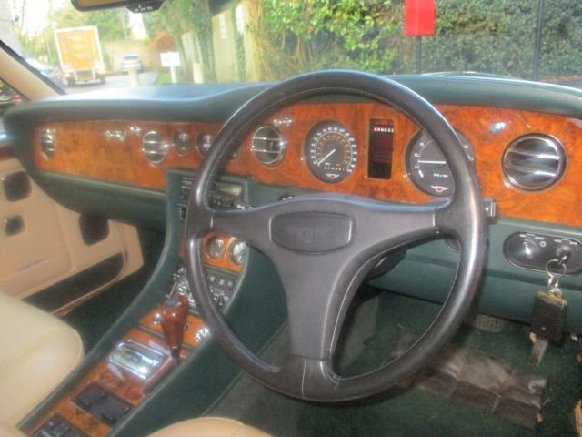 1993 Bentley Turbo R Floor Change mdl  74,400 Miles Stunning For Sale (picture 4 of 21)