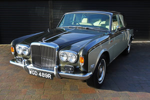 1976 Bentley T1 Extremely rare and one of the last T1's produced