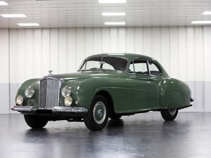 1953 Bentley R-Type Continental Sports Saloon by H.J. Mullin