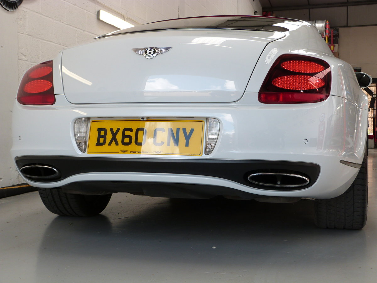 2010 Bentley Continental GT Supersport 6.0L W12  For Sale (picture 3 of 6)